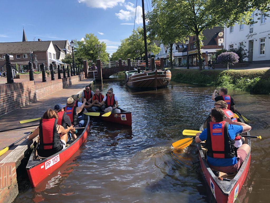 Touren ab Papenburg